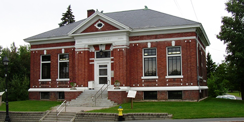 fort fairfield public library