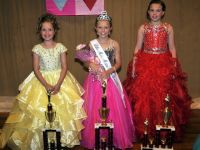 2019 Little Miss Maine Potato Queen