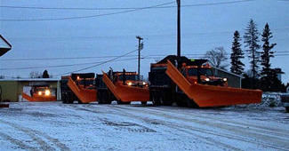 snow removal lg
